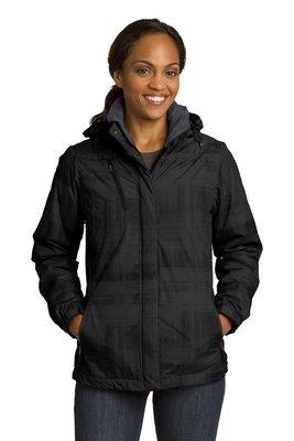 Port Authority Ladies Brushstroke Insulated Jacket