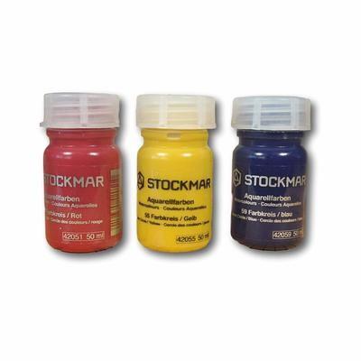 Stockmar Colour Circle Colours Set - 50ml