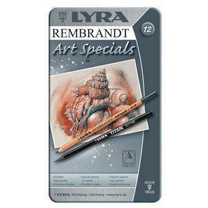 Lyra Art Specials Pastels Artists' ass. - 12 col.