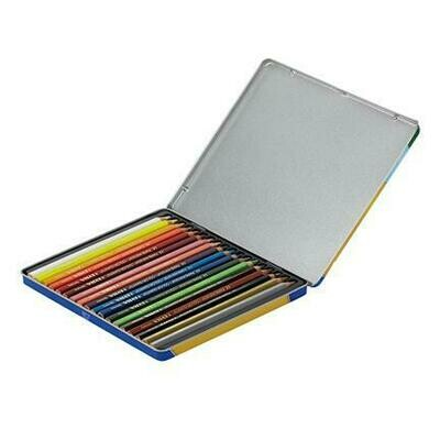 Lyra Color Giants Lacquered - 18 colors - tin case