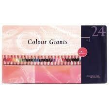 AMS Color Giants Waldorf Box - 24 Colors + 1 Splender