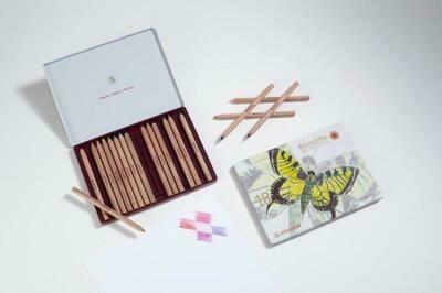 Stockmar Coloured Pencil - Hexagonal - 18 ass