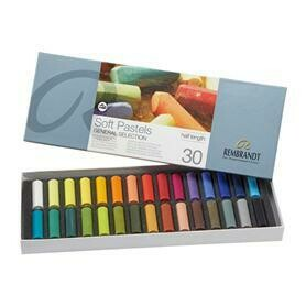 Rembrandt Artists' Softpastels Small - 30 Colours
