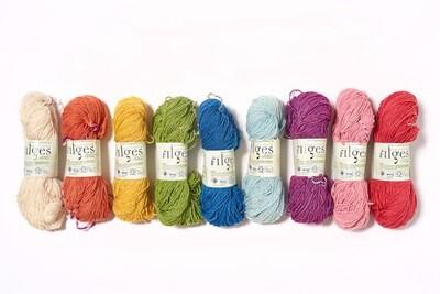 Filges Knitting Yarn Bioland