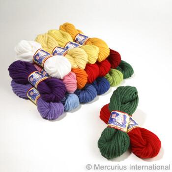 Knitting Wool Heavy - Soedan - 50g