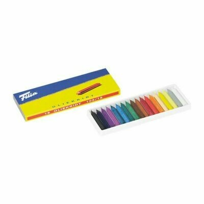 Filia Oil Crayons - 18 Colours
