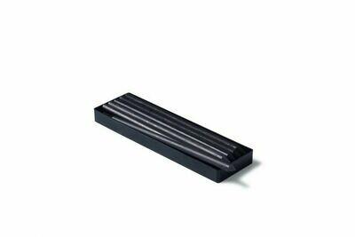 Graphite, Charcoal Leads - 5,6 mm Assortment Black