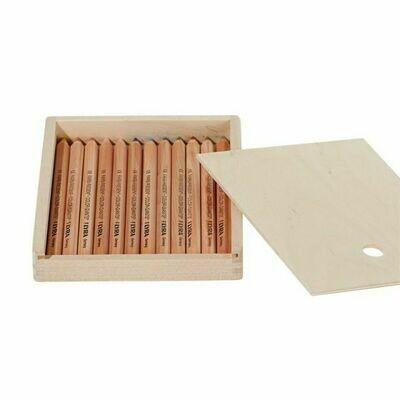 Lyra Color Giants Unl. - ass. 12 colours  wood box