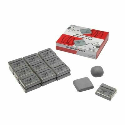 Kneadable Eraser - 5 pieces