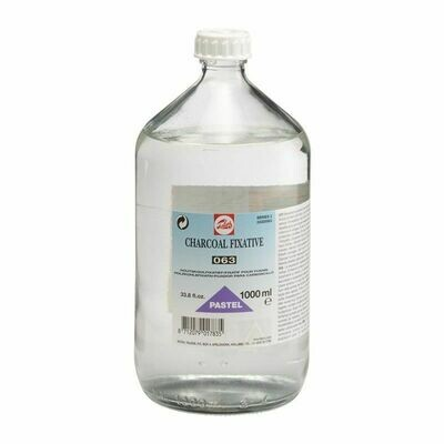Fixative for Charcoal & Pastels 1 Liter