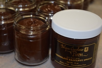 Chocolate-Hazelnut Spread
