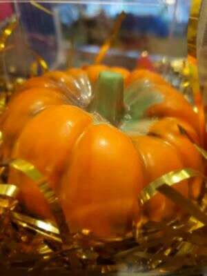 Pumpkin Shaped Chocolate Box