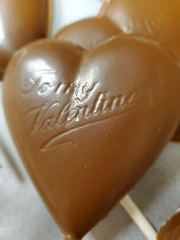 Valentine Chocolate Pop