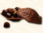 Chocolate Candy Dish Assortment