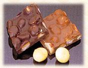 Sugar-Free Macadamia Nut Bark