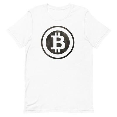 Bit Coin -Short-Sleeve Unisex T-Shirt