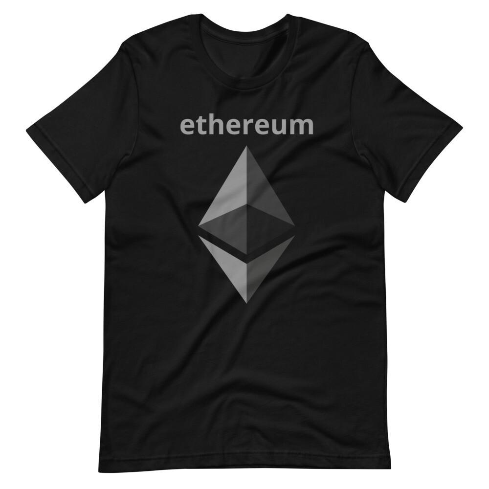 ethereum Short-Sleeve Unisex T-Shirt