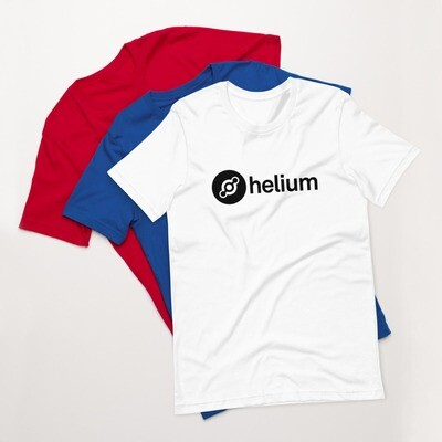 Helium Short-Sleeve Unisex T-Shirt