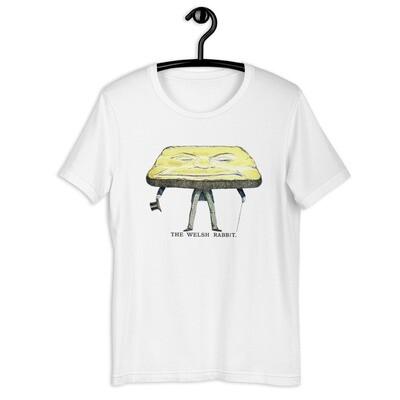 The Welsh Rabbit - Short-Sleeve Unisex T-Shirt