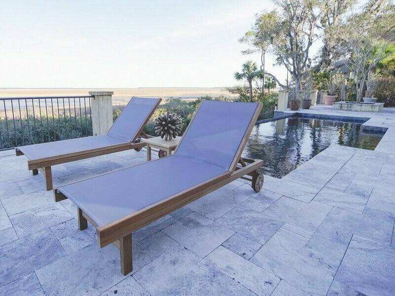 Royal Teak Collection Sundaze Lounge Set