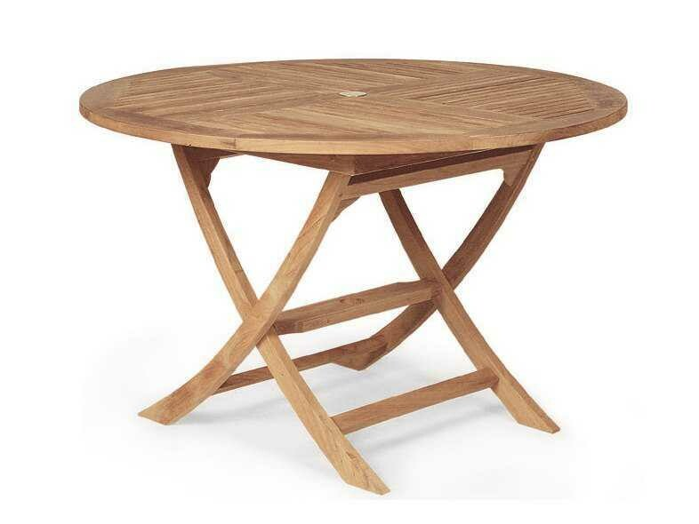 Royal Teak Collection Sailor 47'' Wide Round Dining Table