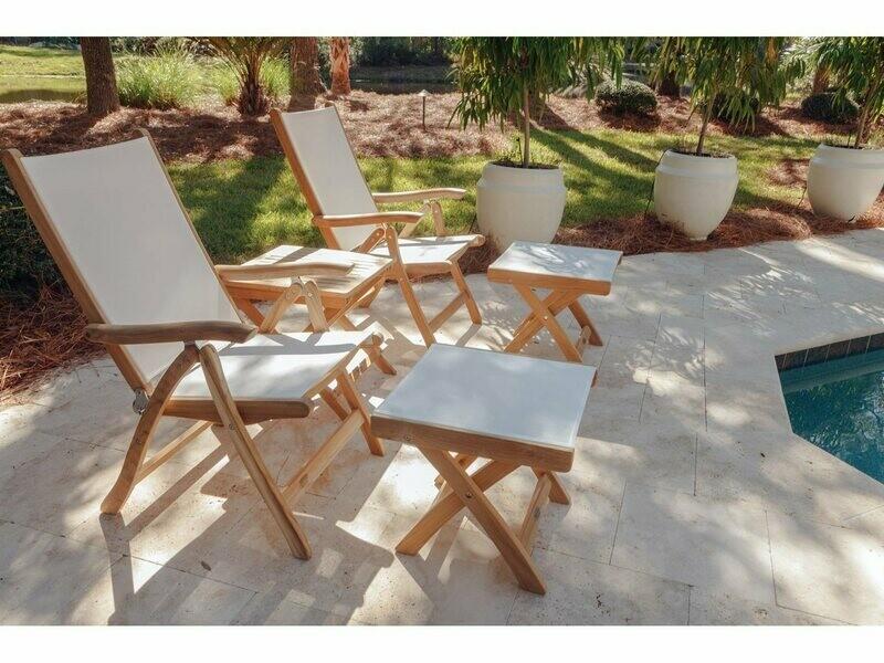 Royal Teak Collection Florida Lounge Set