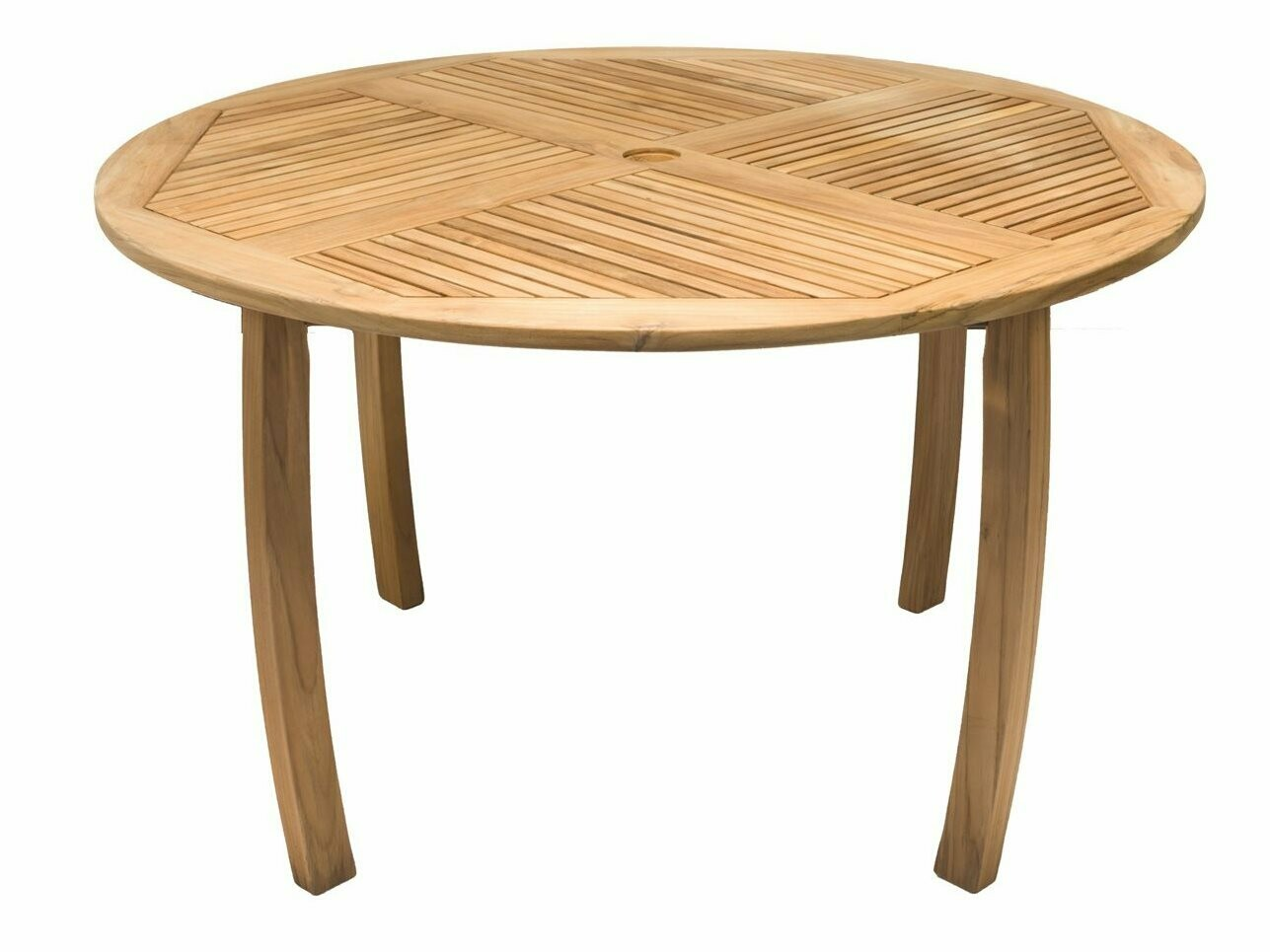 Royal Teak Collection Dolphin 50'' Round Table