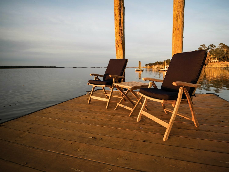 Royal Teak Collection Estate Lounge Set