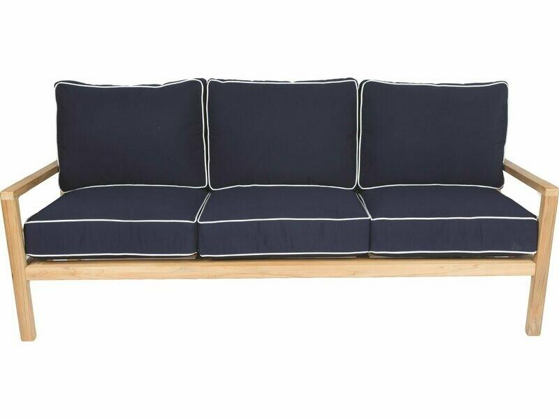 Royal Teak Collection Coastal Sofa / 3 - Seater