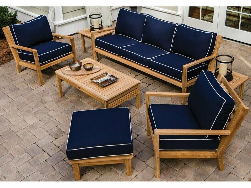 Royal Teak Collection Coastal Lounge Set