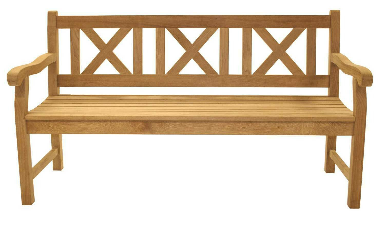 Royal Teak Collection Skipper Bench