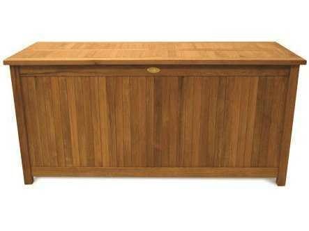 Royal Teak Collection 53''W x 21.5''D Storage Box