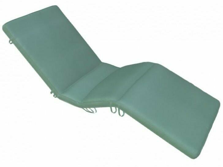 Royal Teak Collection Sun bed Cushion-Spa