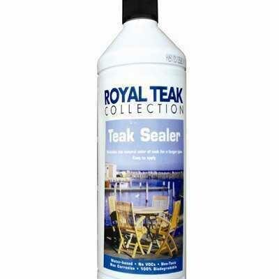 Royal Teak Collection Teak Sealer