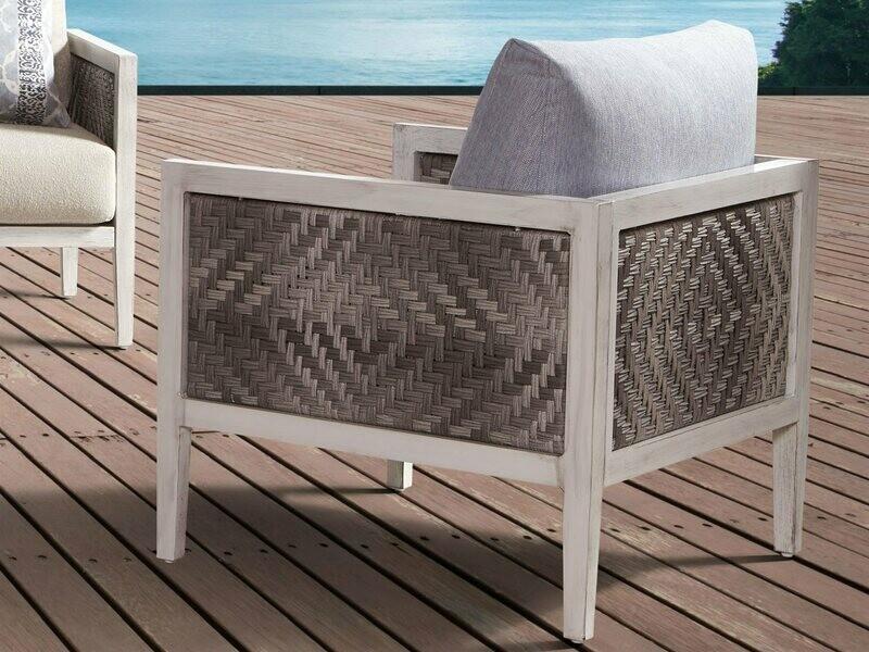 South Sea Rattan Stevie Lounge Chair