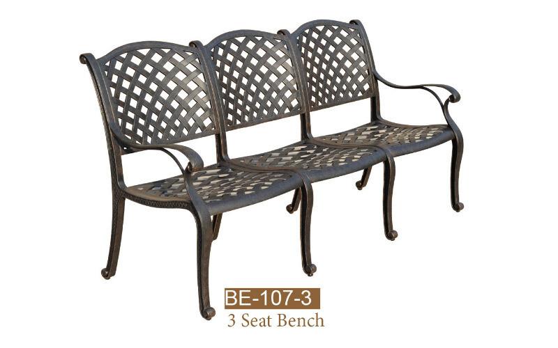 3 Seat Bench  68