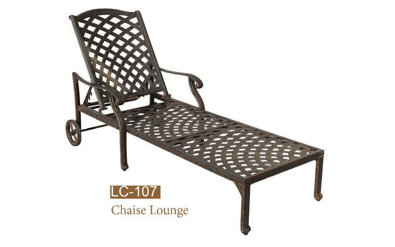 New Providence Collection Chaise Lounge Chair