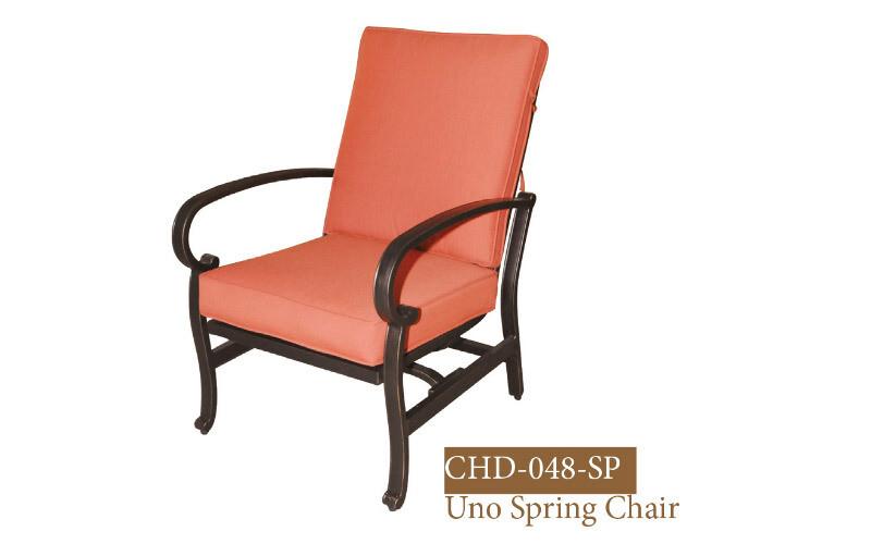 Deep Seating Spring Club Chair