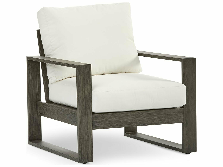 South Sea Rattan Ryan Aluminum Lounge Chair