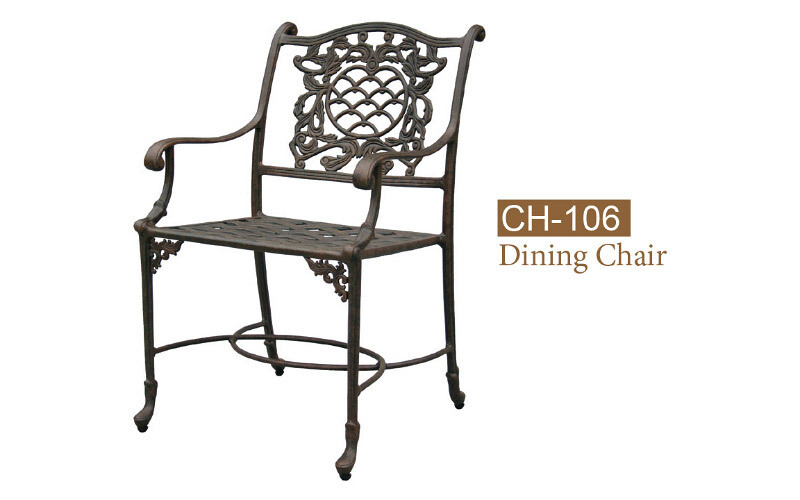 Cambridge Collection Fully Welded Chair w/ Braces