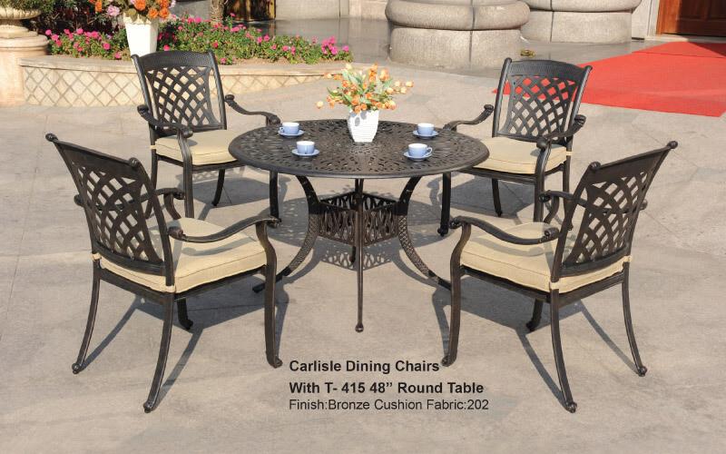 Carlisle Collection Dining Set