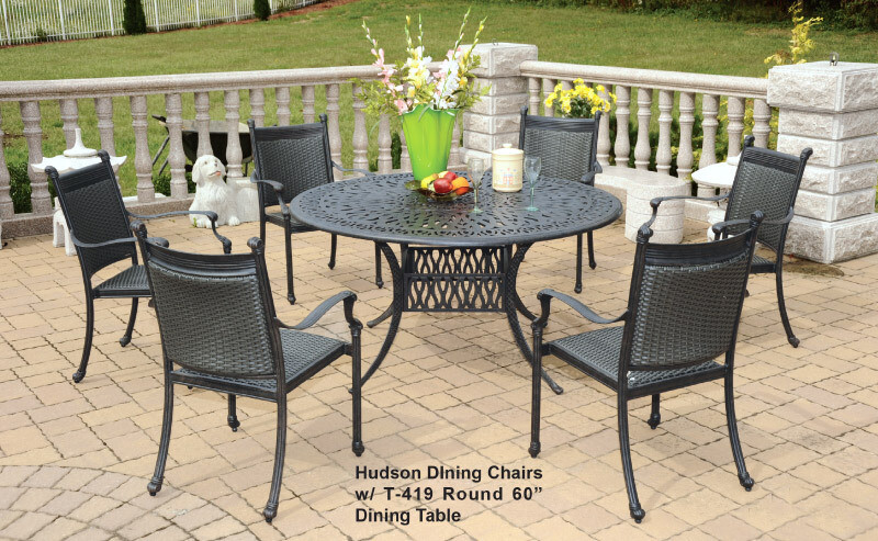 Hudson Collection 5pc Dining Set