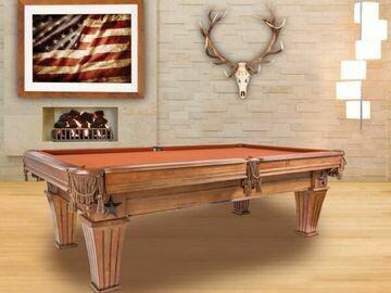 Brittany Billiard table