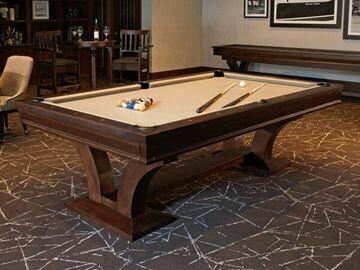 The Hamilton Billiard Table
