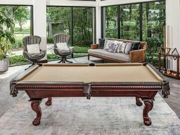 Cape Town Billiard Table
