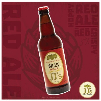 Bill's Red Ale (12 pack)