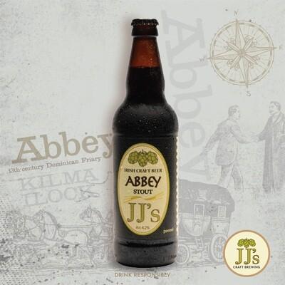 ABBEY STOUT (12 pack)