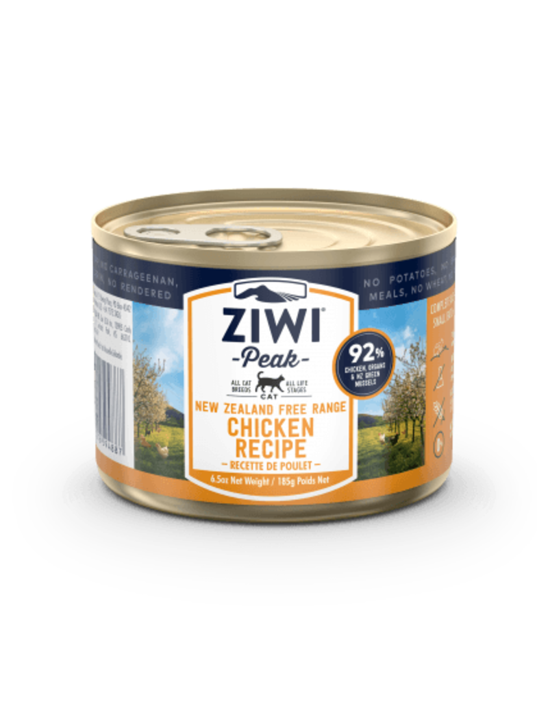 Ziwi Cat Can Chicken 185g