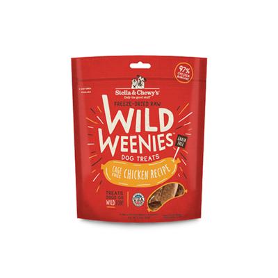 Stella & Chewy's FD Wild Weenies Grain-Free Dog Treats Chicken Recipe 92g