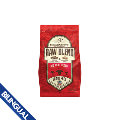 Stella & Chewy's Raw Blend Red Meat Recipe 3.5lb